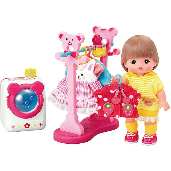 Аксессуары для куклы Kawaii Mell Прачечная