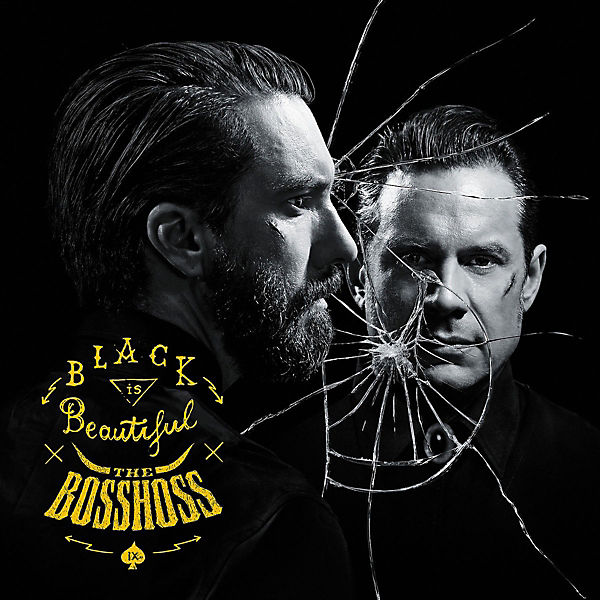 CD The Bosshoss - Black Is Beautiful
