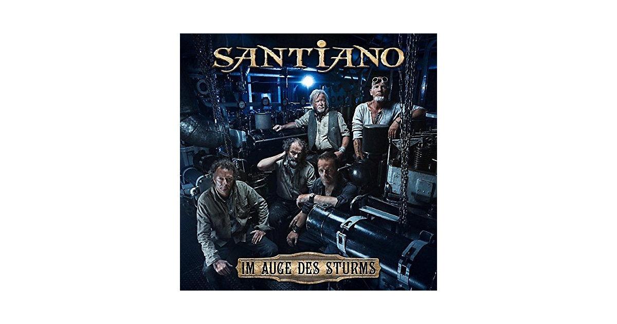 CD Santiano - Im Auge des Sturms Hörbuch