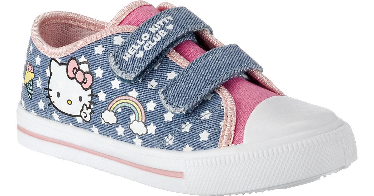 HELLO KITTY · Hello Kitty Sneakers Low Gr. 26 Mädchen Kleinkinder