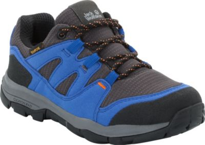 Kinder Outdoorschuhe MTN ATTACK 3 TEXAPORE LOW, Jack Wolfskin
