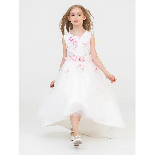 Нарядное платье Baby Steen - белый от Baby Steen