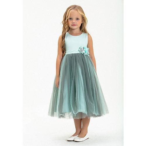 Нарядное платье Baby Steen - зеленый от Baby Steen