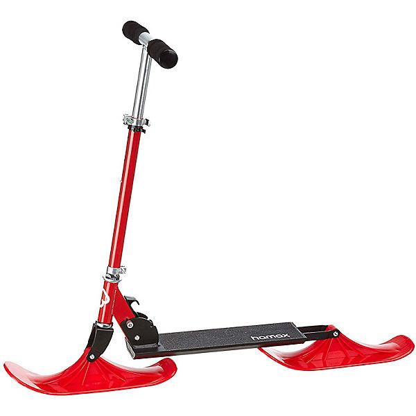 Сноускутер Hamax Kick, красный