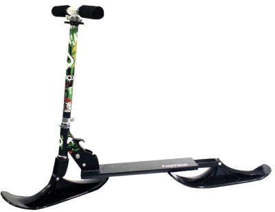 Сноускутер Hamax Kick, зеленый