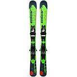 Горные лыжи с креплениями Elan Jett, 80 см
