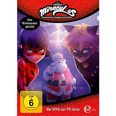 Cd Miraculous Weihnachtsspecial Eine Böse Weihnachts überraschung Miraculous Mytoys