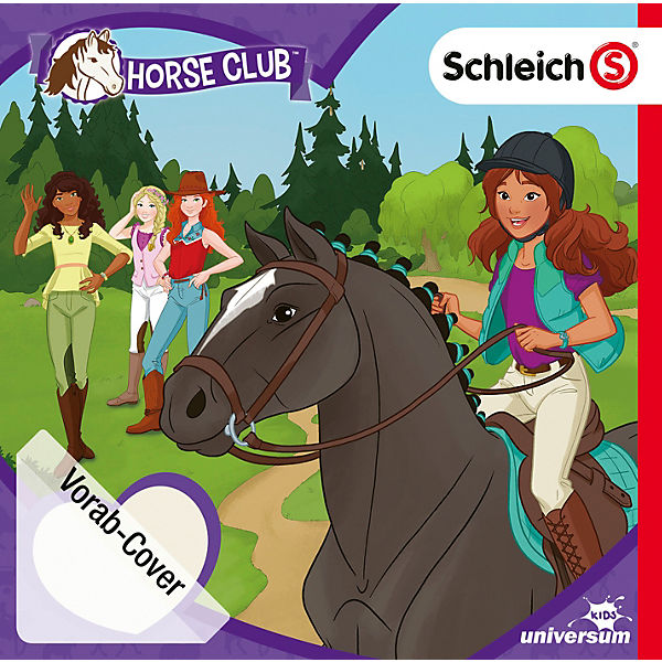 CD Schleich - Horse Club 3 - Lakeside in Gefahr