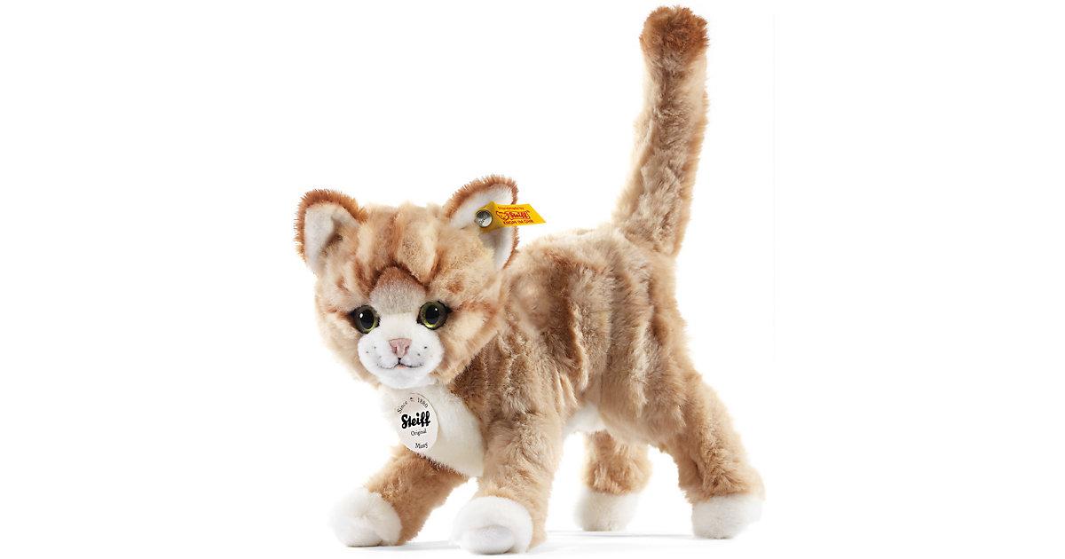 Steiff · STEIFF Mizzy Katze stehend, blond 25 cm