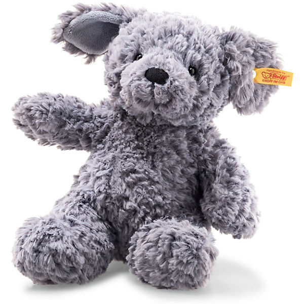 Soft Cuddly Friends Toni Hund (28 cm) [blau/grau]