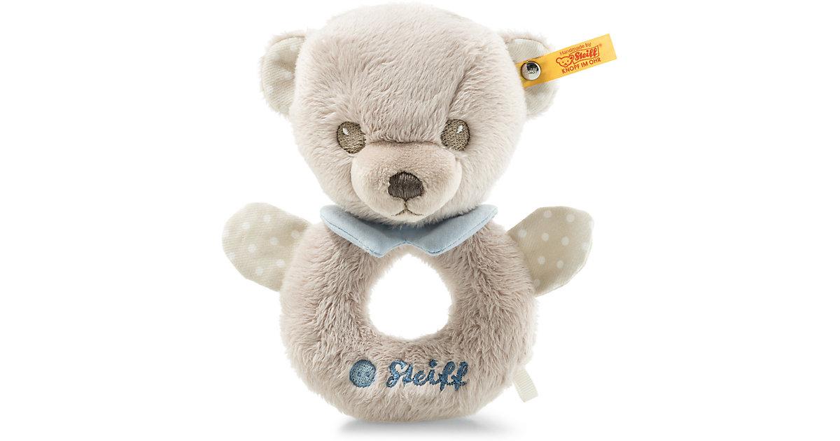 Steiff · Hello Baby Teddybär Levi Rassel (15 cm) [grau/blau]