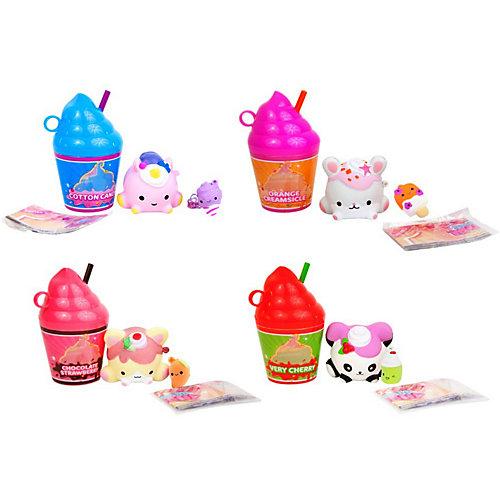 "Игрушка-антистресс Smooshy Mushy Frozen Delight ""Десертный коктейль"", 3 серия от Smooshy Mushy"