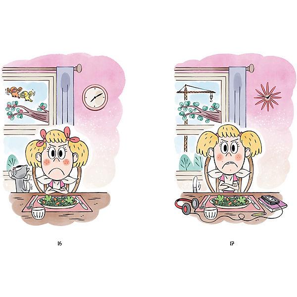 """Книжка без слов """"Книжки-картинки"""" Я не буду это есть!"""