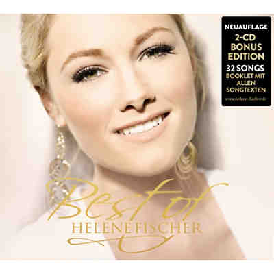 CD Helene Fischer - Best Of (Bonus Edt., 2 CDs)