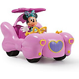 """Радиоуправляемая машинка IMC toys """"Disney Mickey Mouse"""" Автомобиль-бантик Минни"""