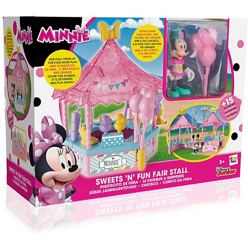 """Игровой набор IMC toys """"Disney Mickey Mouse"""" Минни: Весёлая ярмарка от IMC Toys"""
