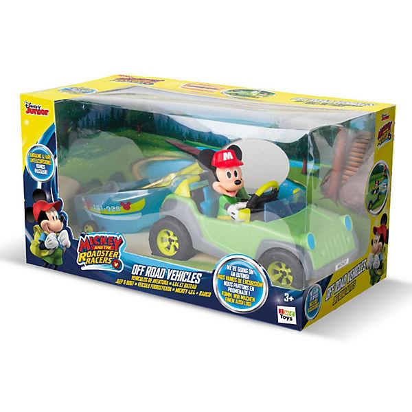 """Игровой набор IMC toys """"Disney Mickey Mouse"""" Микки и весёлые гонки: Приключения на рыбалке"""