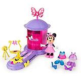 """Игровой набор IMC toys """"Disney Mickey Mouse"""" Минни: Волшебный подиум"""