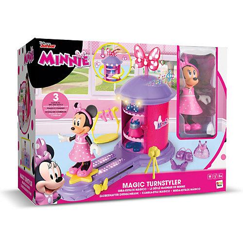 """Игровой набор IMC toys """"Disney Mickey Mouse"""" Минни: Волшебный подиум от IMC Toys"""