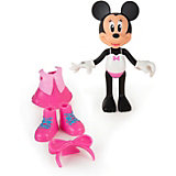 "Игровой набор IMC toys ""Disney Mickey Mouse"" Минни: Модница"