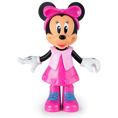 """Игровой набор IMC toys """"Disney Mickey Mouse"""" Минни: Модница от IMC Toys"""