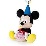 """Интерактивная мягкая игрушка IMC toys """"Disney Mickey Mouse"""" Микки и весёлые гонки: День рождения Микки"""