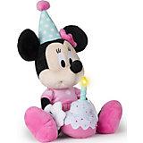 """Интерактивная мягкая игрушка IMC toys """"Disney Mickey Mouse"""" Минни: День рождения Минни"""