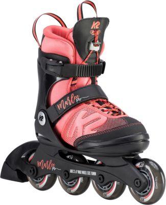 Inlineskating K2 Inline Skates Velocity JR Girls Kinder Inliner Inlineskates