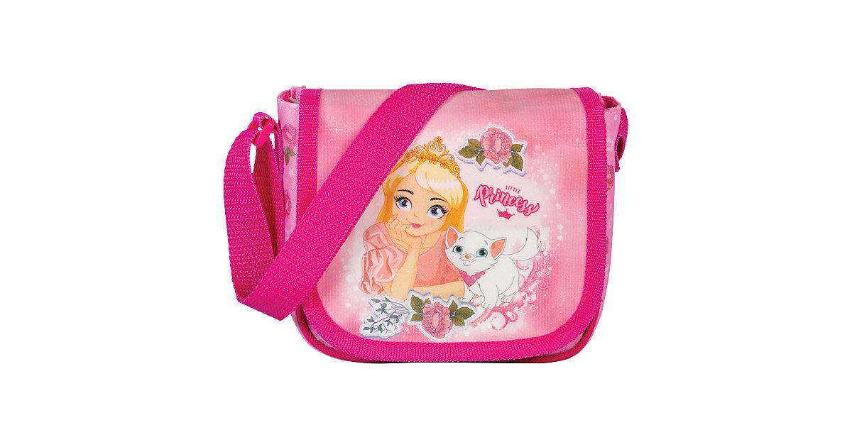 Kindergartentasche Little Princess rosa