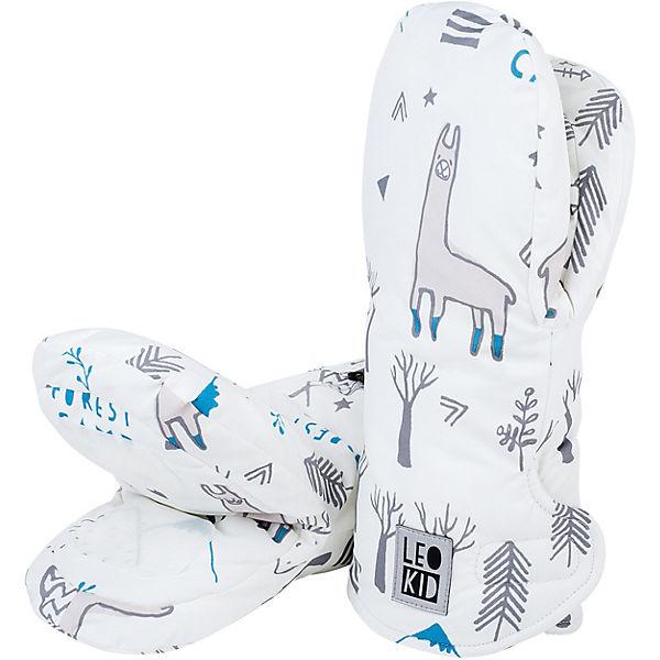 """Муфты-варежки для коляски Leokid """"Lamas camp"""""""