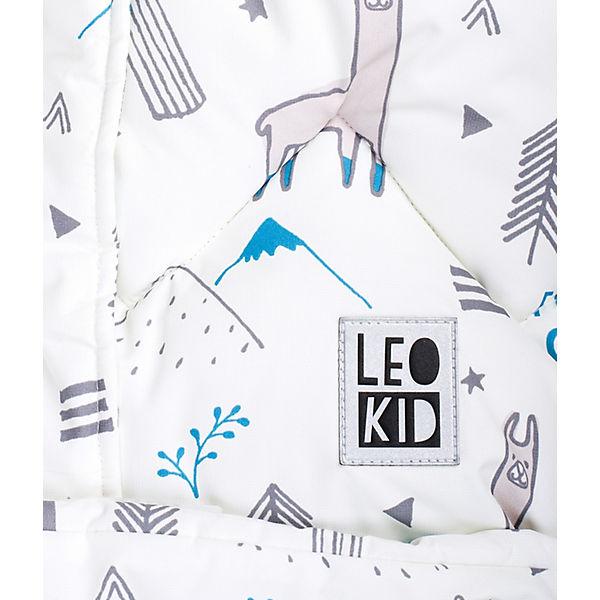 "Конверт для коляски Leokid classic ""Lamas camp"""