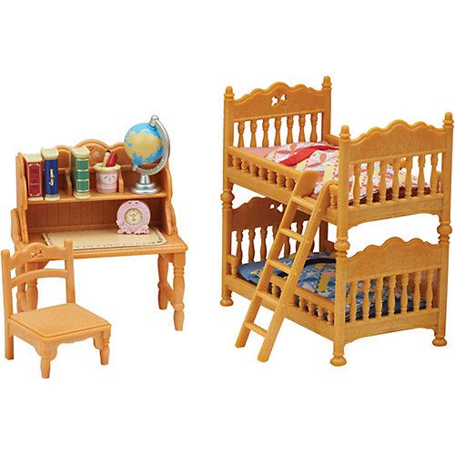 """Набор Sylvanian Families """"Детская комната с двухэтажной кроватью"""" от Эпоха Чудес"""