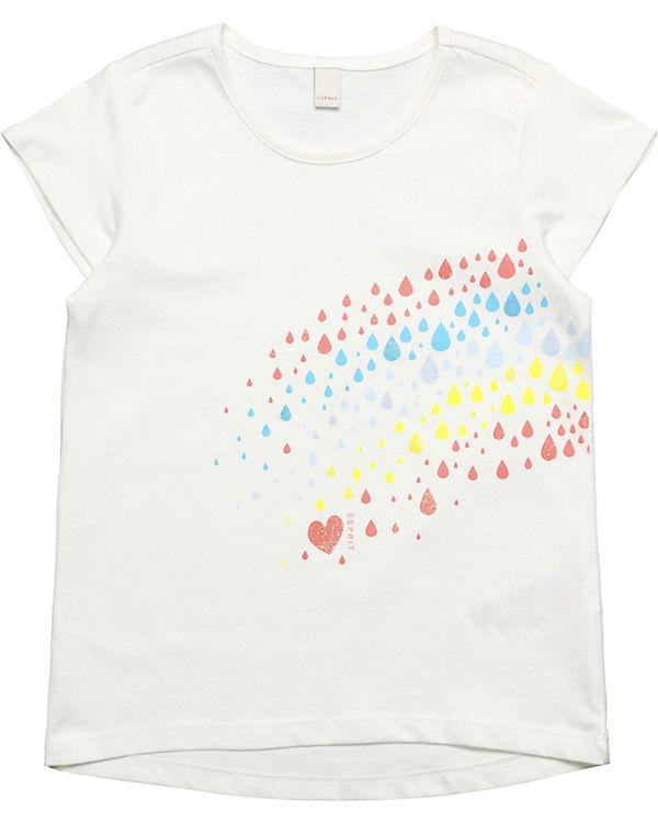 T Shirt Für Mädchen Regenbogen Esprit Mytoys