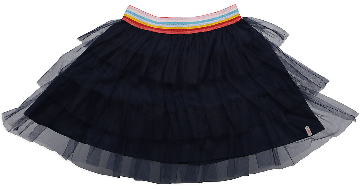 ESPRIT · Tüllrock mit Regenbogentape Gr. 116 Mädchen Kinder