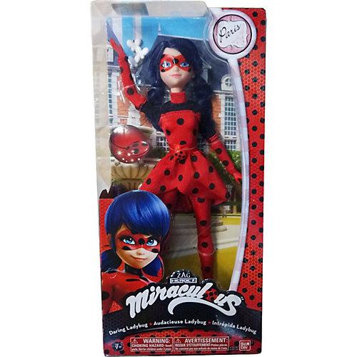 """Кукла Bandai """"Леди Баг и Супер Кот"""" Леди Баг в комбинезоне с юбочкой от BANDAI"""