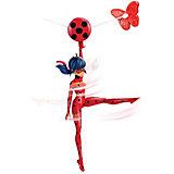 """Игровая фигурка Bandai """"Леди Баг и Супер Кот"""" Леди Баг с бабочками"""