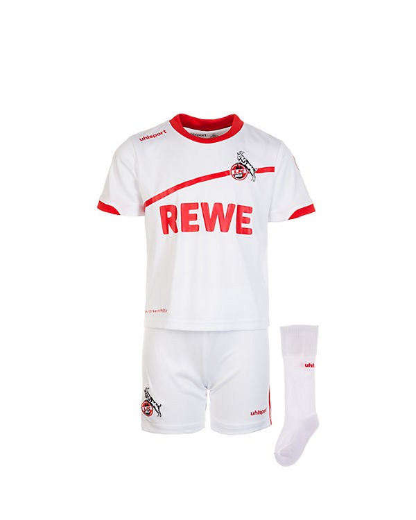 Kinder Trikot 1 Fc Köln Home Uhlsport Mytoys