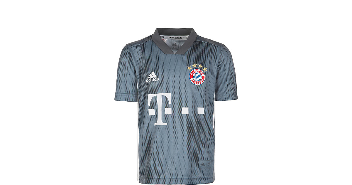 ADIDAS PERFORMANCE · Kinder Trikot FC Bayern München 3rd 2018/2019 Gr. 164