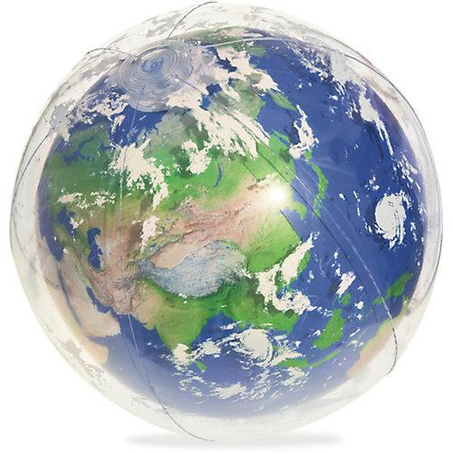 Надувной мяч Земля с подсветкой,61 см , Bestway от Bestway