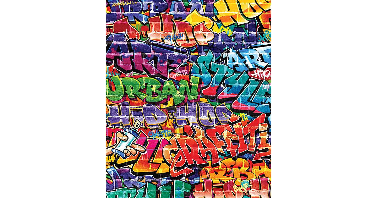 Fototapete Graffiti, 8 tlg.
