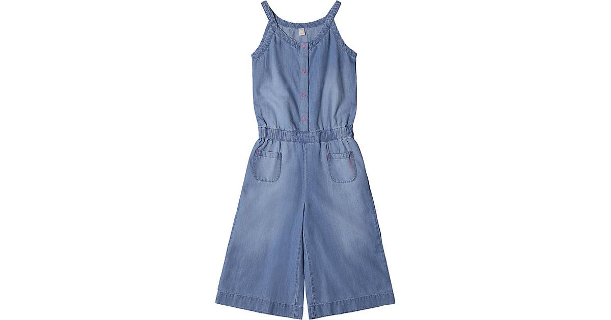 ESPRIT · Kinder Jeansjumpsuit Gr. 92/98 Mädchen Kleinkinder