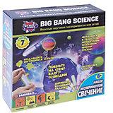 """Набор для опытов Big Bang Science """"Свечение"""""""