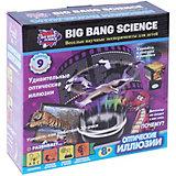 """Набор для опытов Big Bang Science """"Оптические иллюзии"""""""