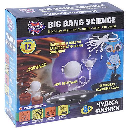 """Набор для опытов Big Bang Science """"Чудеса физики"""" от Big Bang Science"""