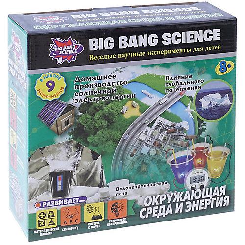 """Набор для опытов Big Bang Science """"Окружающая среда и энергия"""" от Big Bang Science"""
