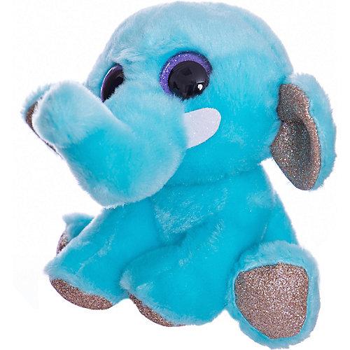 Мягкая игрушка Teddy Слон, 14 см от TEDDY