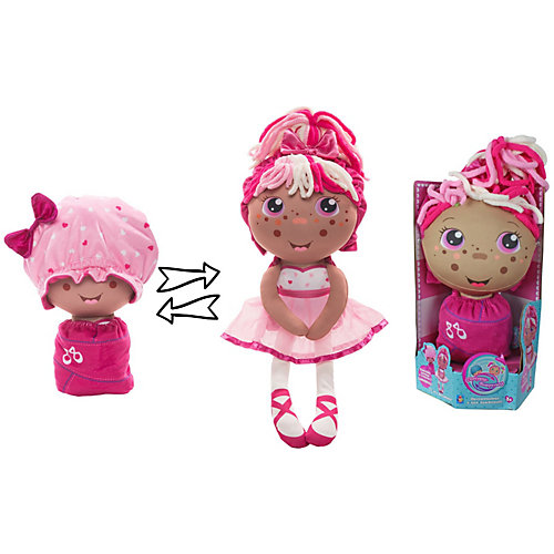 """Мягкая кукла 2 в 1 1toy """"Девчушка-вывернушка"""" Катюшка от 1Toy"""