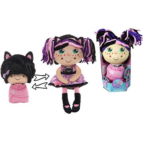 """Мягкая кукла 2 в 1 1toy """"Девчушка-вывернушка"""" Танюшка от 1Toy"""
