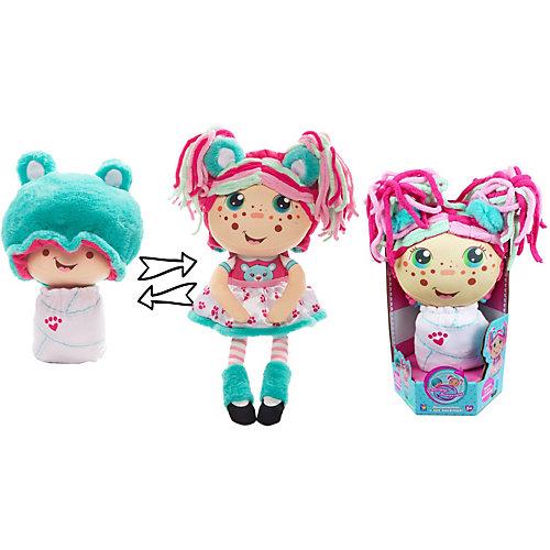 """Мягкая кукла 2 в 1 1toy """"Девчушка-вывернушка"""" Надюшка от 1Toy"""