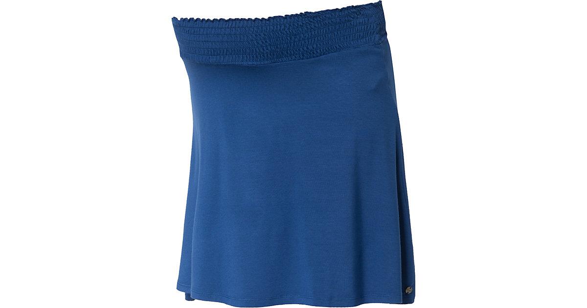 Umstandsrock dunkelblau Gr. 44 Damen Kinder